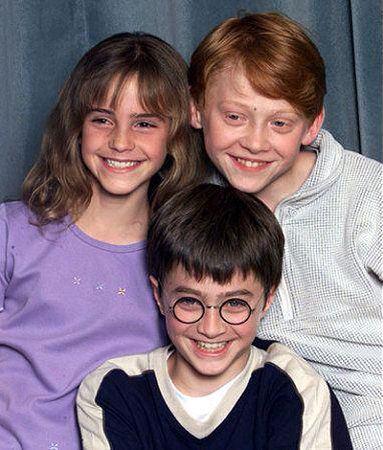 小さい頃もとっても可愛い エマ ワトソン ハーマイオニー ハリー ポッターのキャラクター