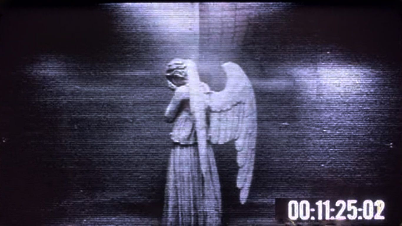 2 Windows Pranks Weeping Angel And Steam Live Wallpaperengine Weeping Angel Angel Wallpaper Dr Who Wallpaper