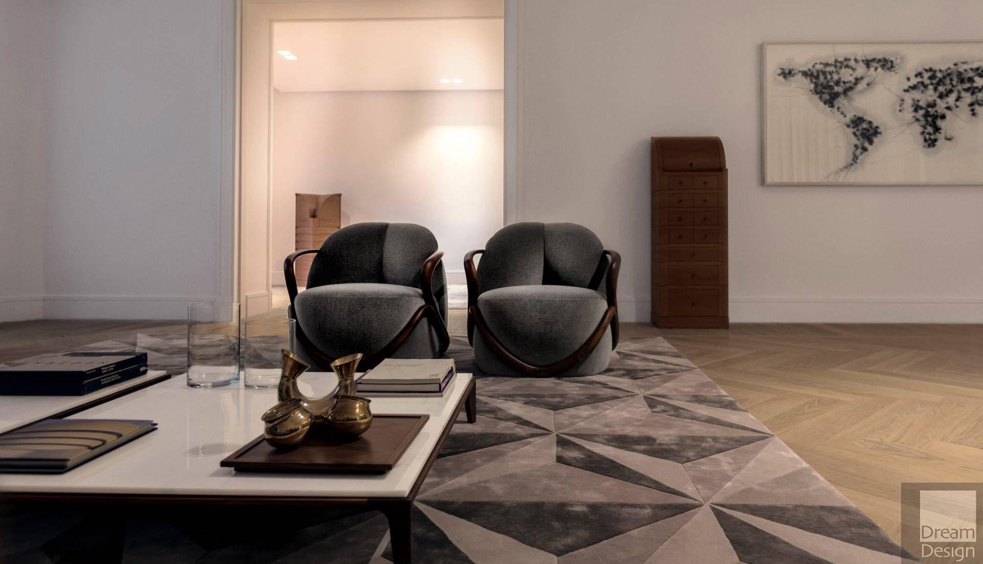 Hug Armchair Furniture, Furniture design