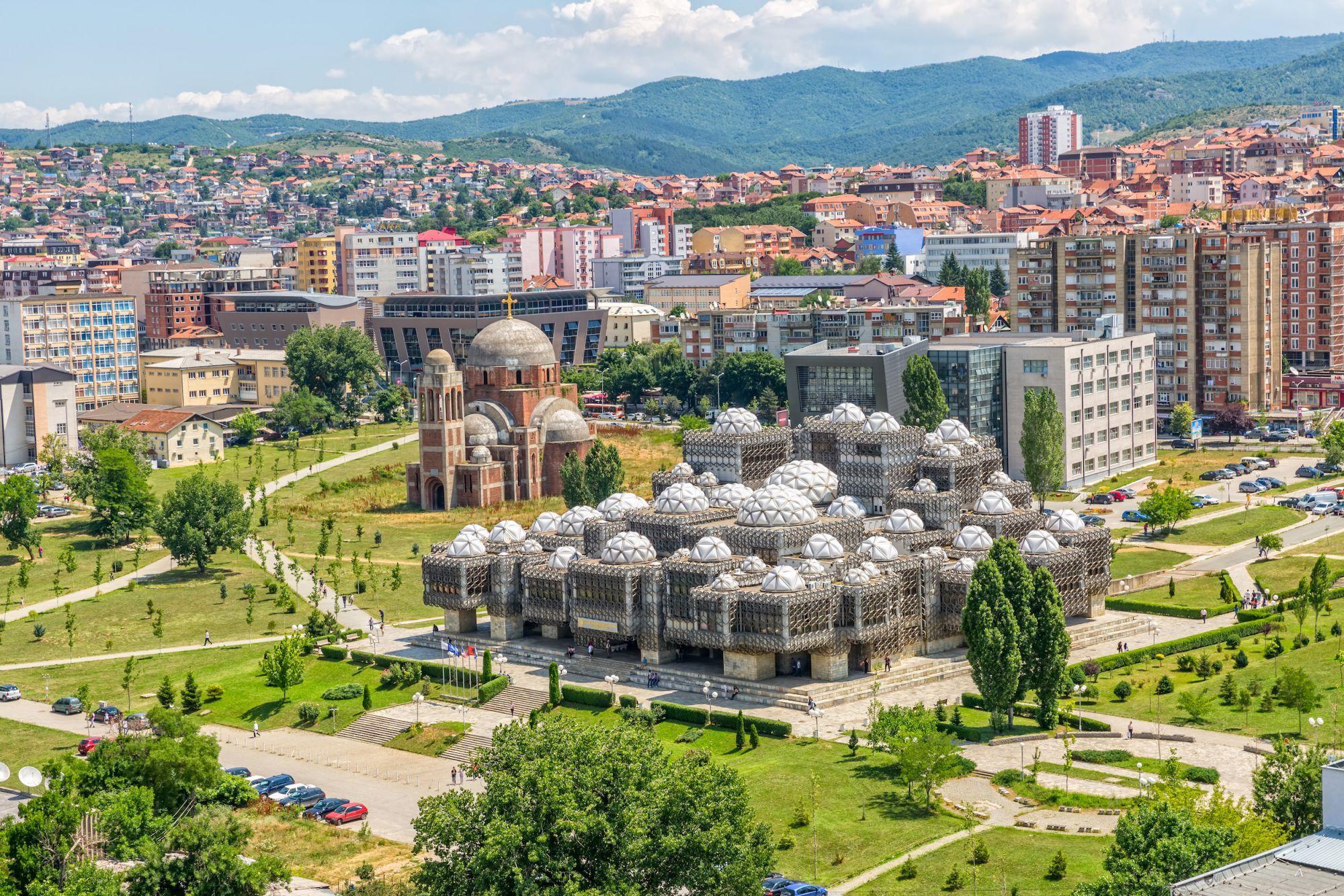 Tutto Su Pristina La Vivace Capitale Del Kosovo Citta Vecchia