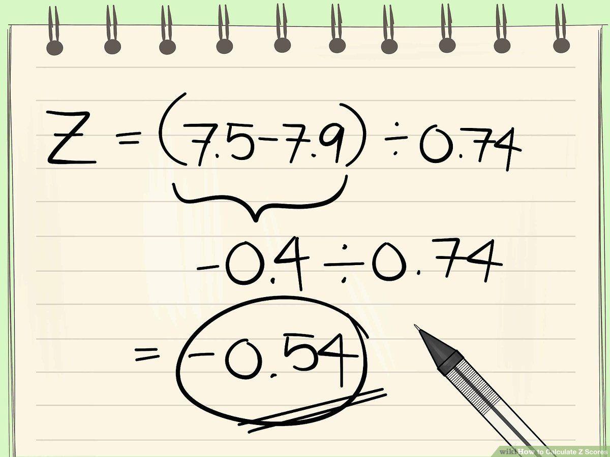 How To Find Z Score  Scores, Standard deviation, Calculator