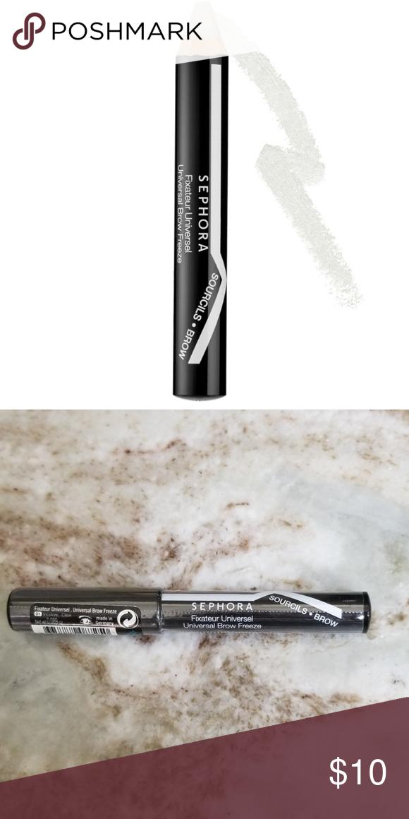 Sephora Eyebrow Tint : sephora, eyebrow, Tinted, Freeze, Clear, Sephora, Collection, Collection,, Sephora,, Tints