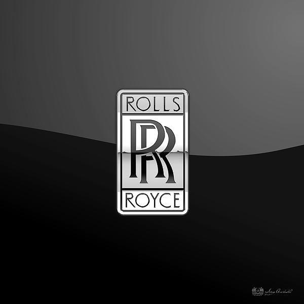 rolls royce logo - 600×600