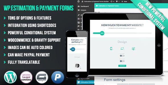 Download  Wp Estimation  Payment Forms Builder V