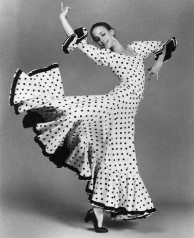 Flamenco dancer **