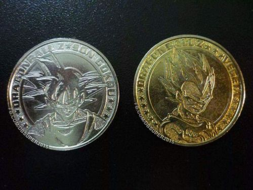 Afbeeldingsresultaat voor dragon ball z coin
