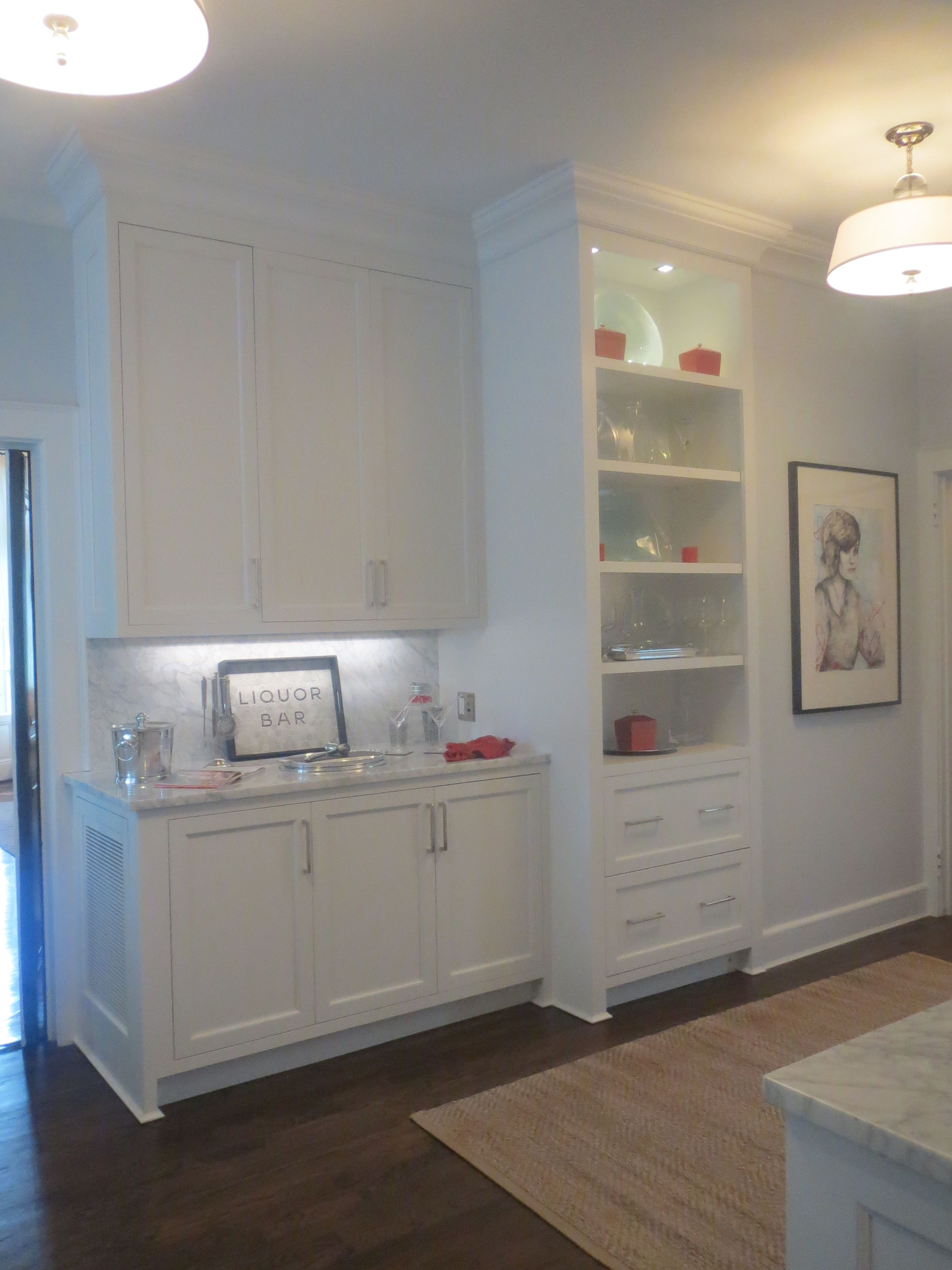 Butlers Pantry By Mary Gray Lightstorm Inc Kitchen And Bath Design Mac 631 673 7635