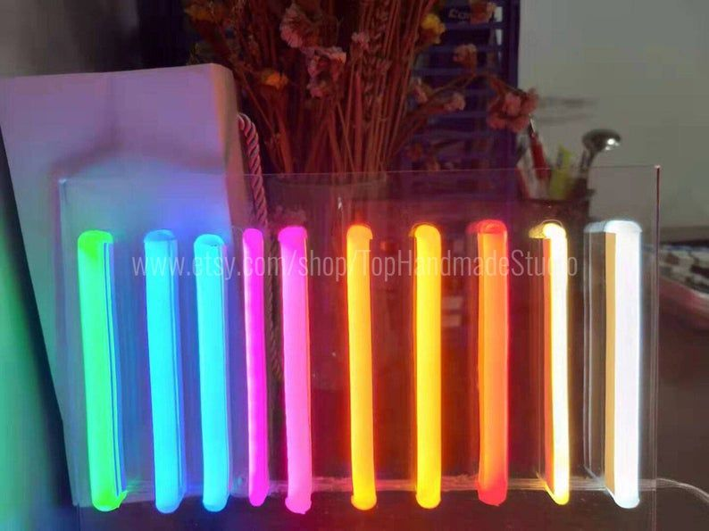LED Flexible Neon strip DIY 1M 2835 Xmas Outdoor