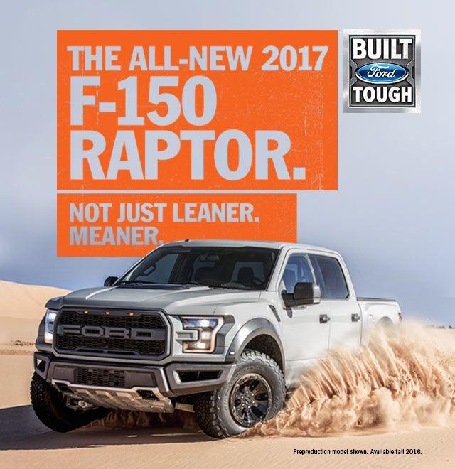 2017 Ford F 150 Raptor 3 5L EcoBoost V6 w 411 HP & 434 ft lbs TQ