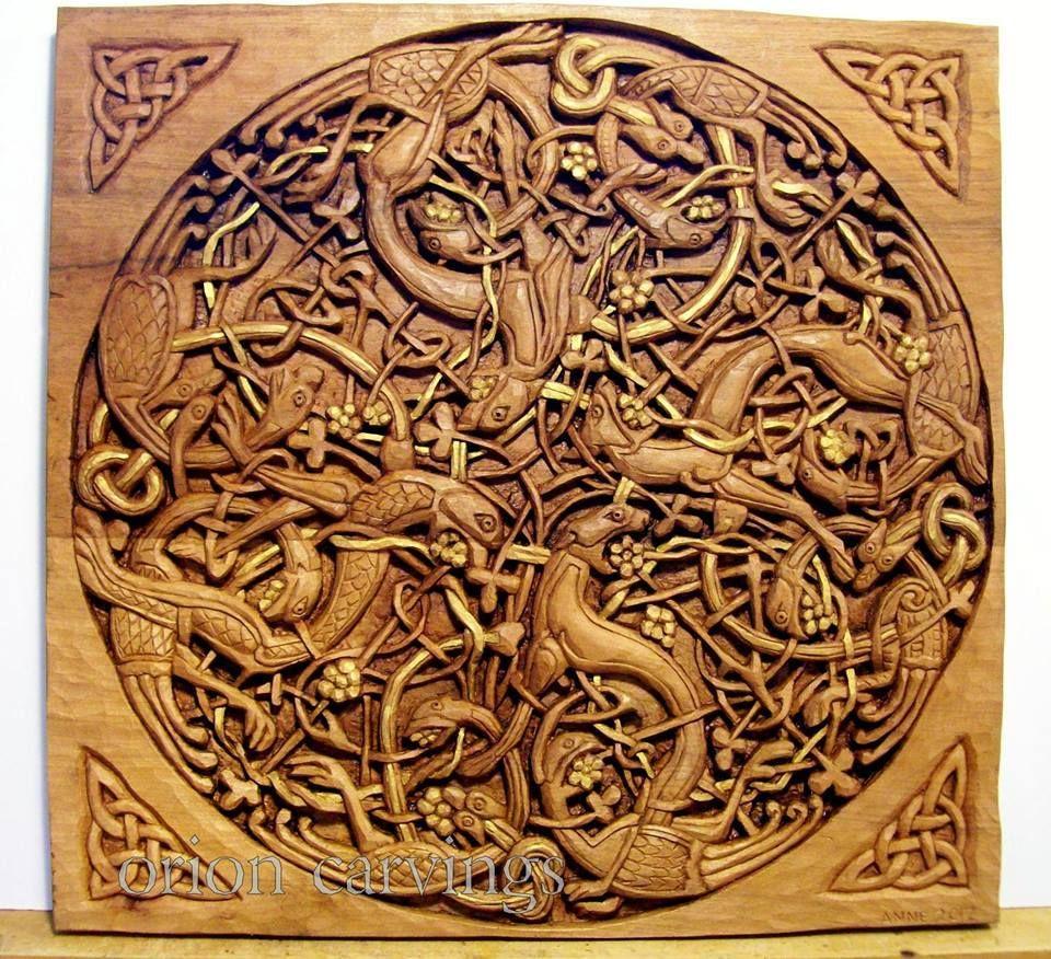 Celtic Art | Celtic and Viking designs | Pinterest | Entwurfsmuster ...