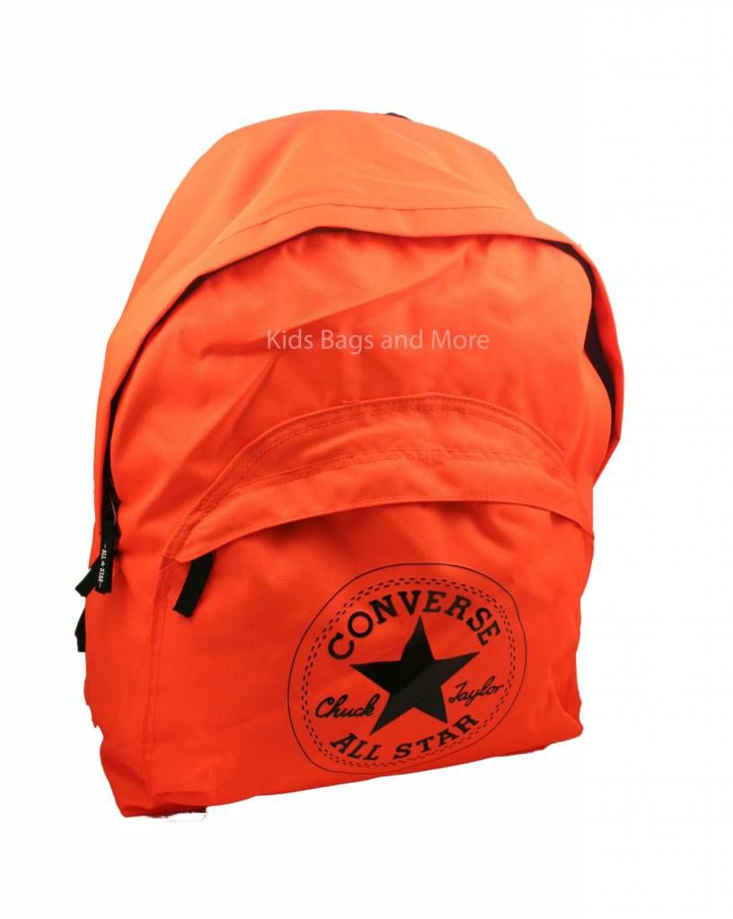 093dd7ad93b Converse Schooltas Oranje   Schooltassen - Backpacks en Bags