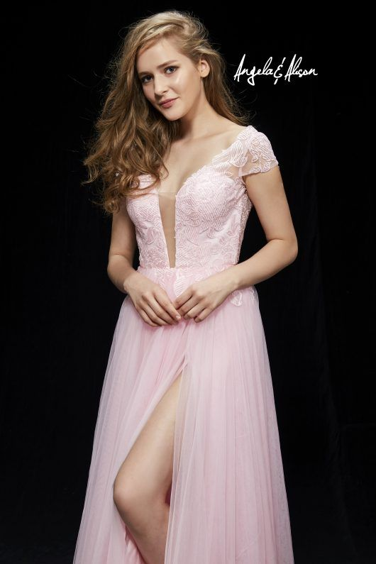 Angela & Alison, 81069, Sz 8, Light Pink, $420 NOW $289! Available ...