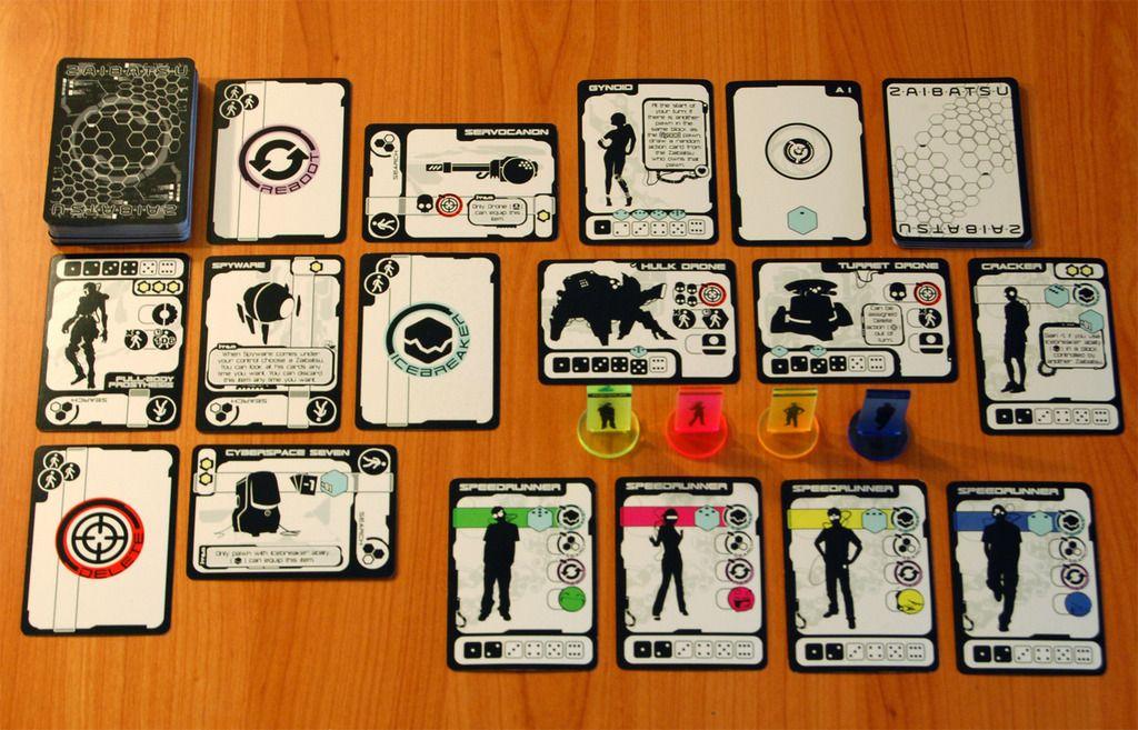 Zaibatsu Image BoardGameGeek カード デザイン, ゲームデザイン, カード イラスト