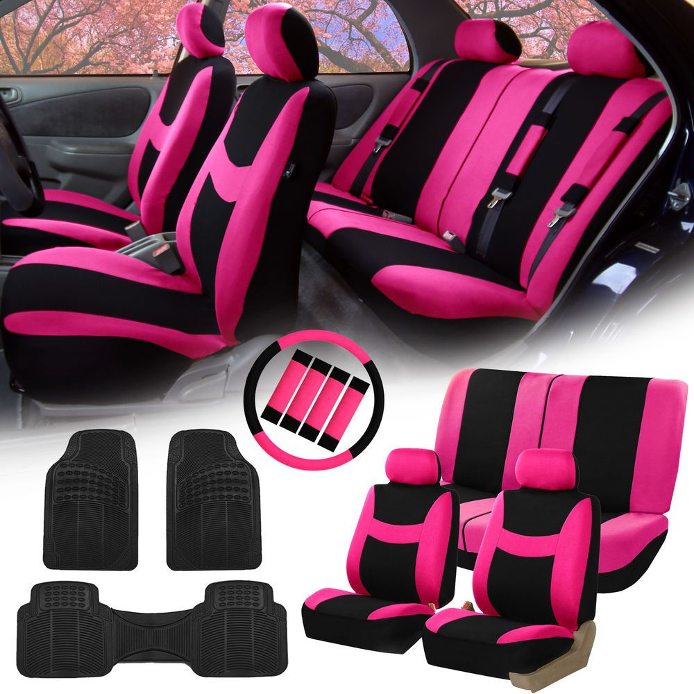 Complete Vehicle interior protection for Seats to Floor