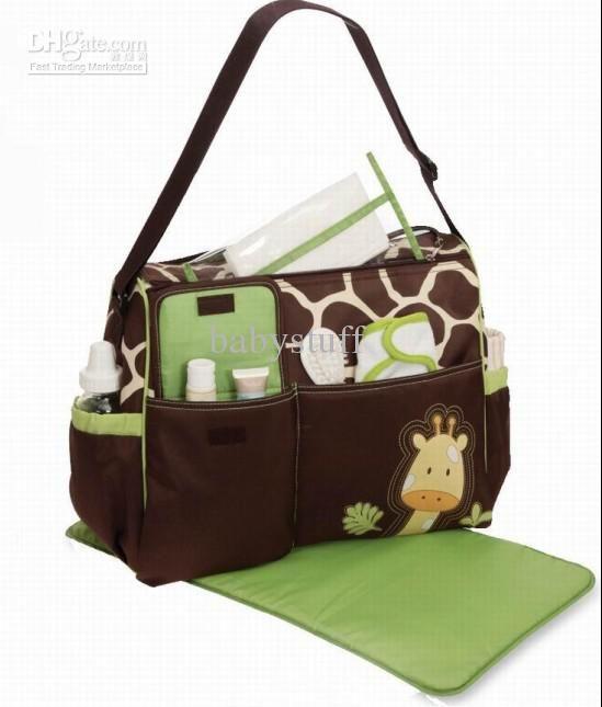 New Baby Changing Diaper Nappy Mummy Bag Shoulder Bag Handbag Large Travel bag