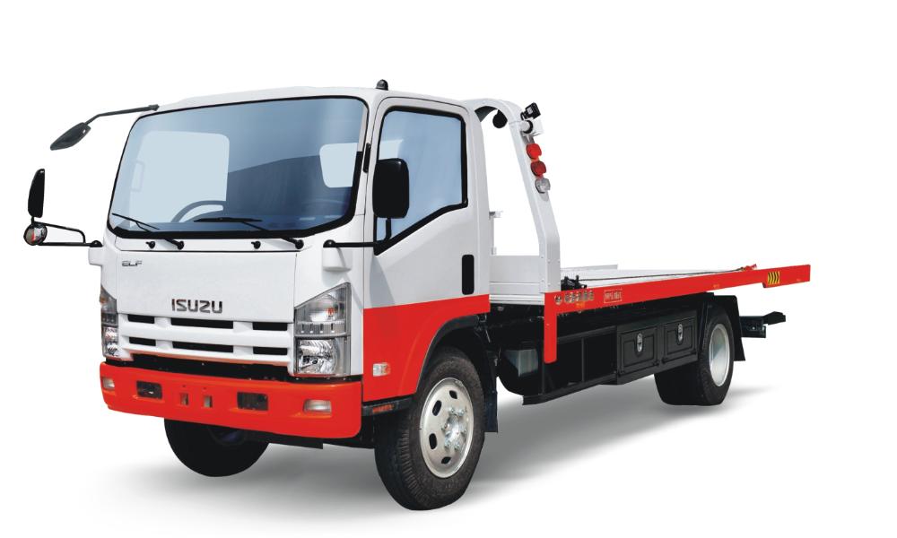 Wrecker Towing Truck Isuzu Https Www Isuzutruckscn Com Isuzu Wrecker Truck C104 Flatbed Towing Trucks Towing Vehicle