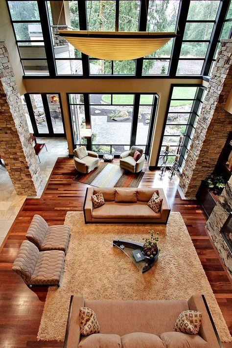 Living Room Interior Design Pdf: Plan 23553JD: Above And Beyond II