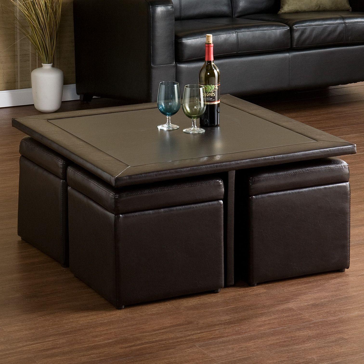 wildon home ® pennington storage cube/ coffee table set & reviews