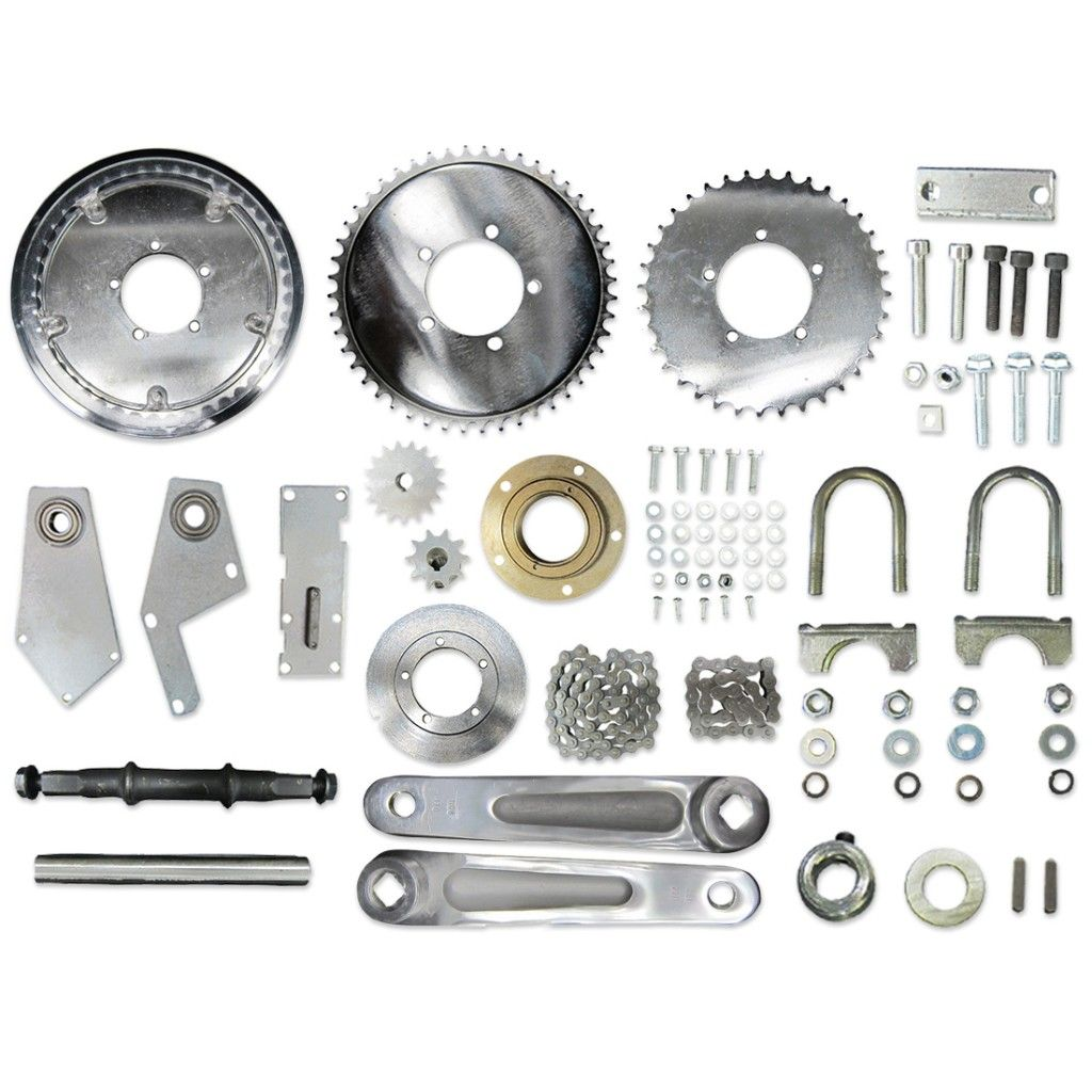 Other Bike Components & Parts Muffler for 49cc/66cc/80cc
