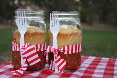 Great food idea for a fall party!