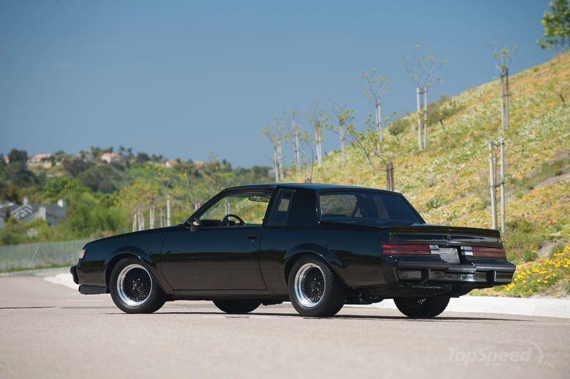 The real right here////86' Buick Grand National Buick