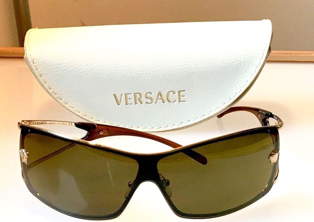 05128c1ca8ea9 VERSACE vintage Mod 2048 Sunglasses Authentic  Versace  mod2048