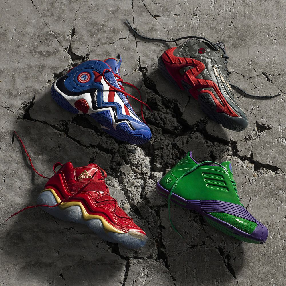 chaussure avengers adidas