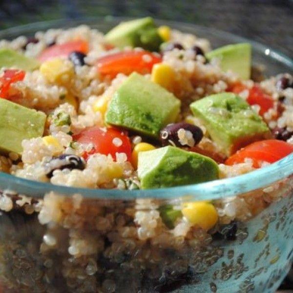 Quinoa el alimento de los dioses propiedades y c mo for Como se cocina la quinoa para ensalada