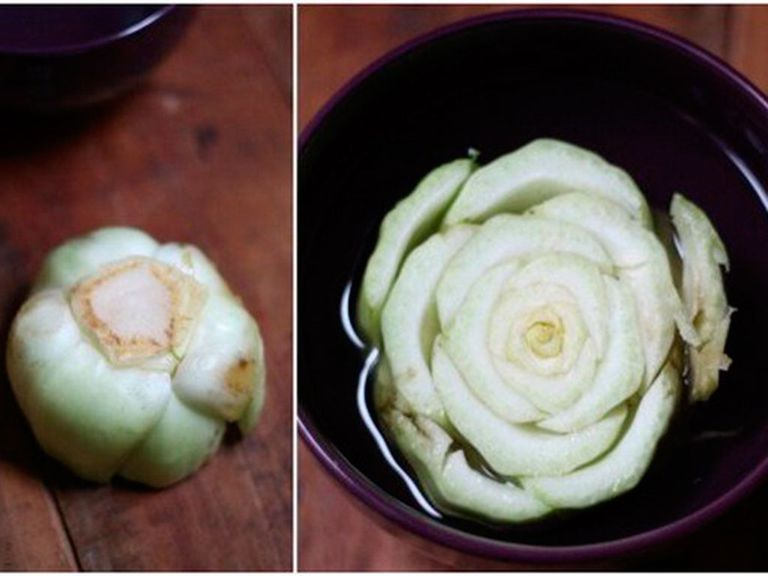 how to grow bok choy from scraps