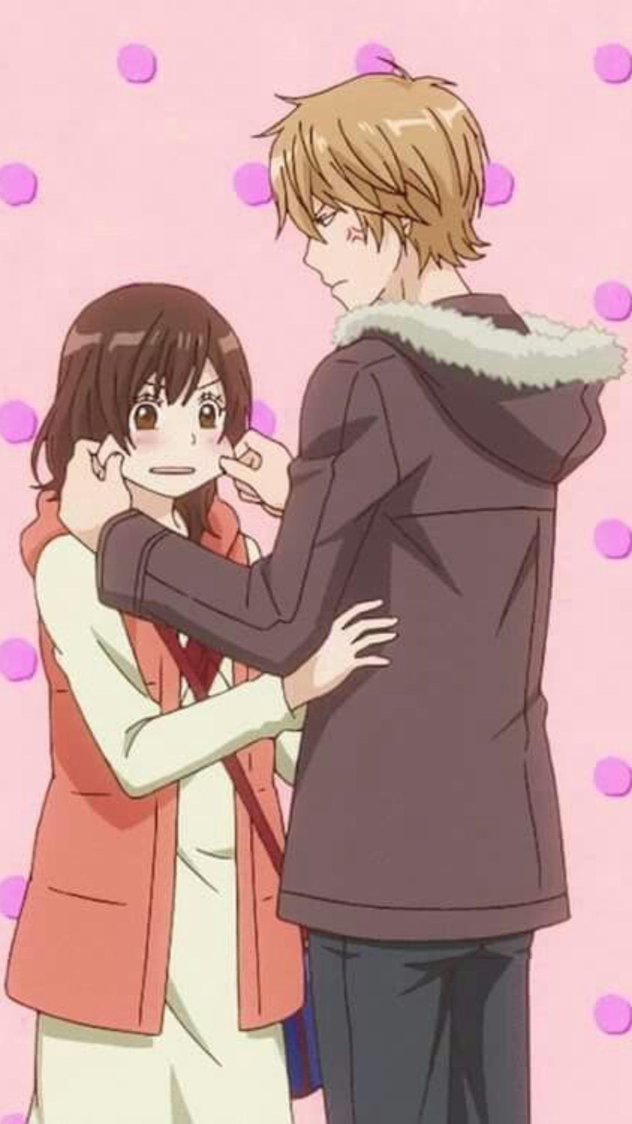 Wolf Girl And Black Prince Anime Wolf Girl Best Anime Shows Romantic Anime