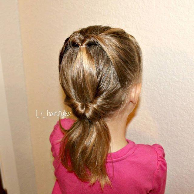 easy hairstyles for long hair #Easyhairstyles #crazyhairdayatschoolforgirlseasy