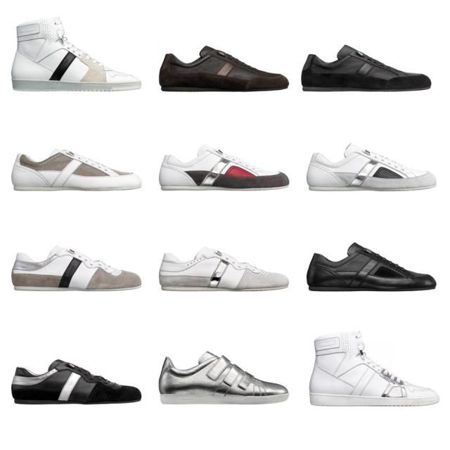 Dior Homme Spring 2007 Sneakers   Fashion Finds for Adam.   Dior ... 47e9f466f35