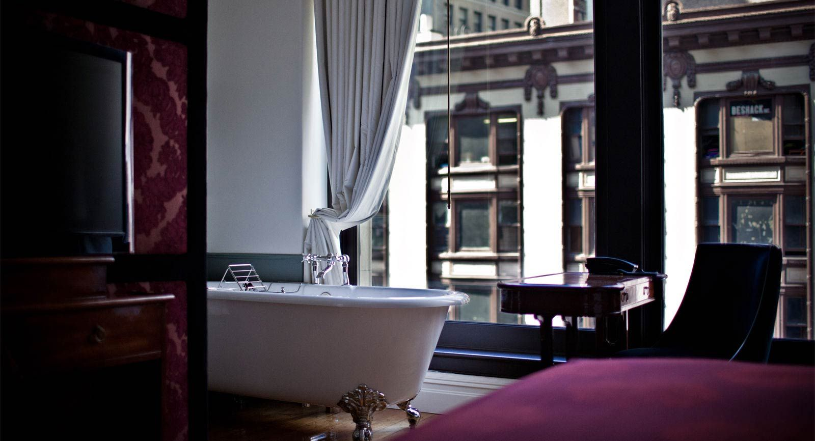 The Nomad Hotel New York City Luxury Hotels Midtown Manhattan