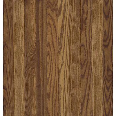 Bruce America S Best Choice 2 25 In Gunstock Oak Solid Hardwood Flooring 20 Sq Ft At Lowes Com Solid Hardwood Floors Hardwood Oak Hardwood