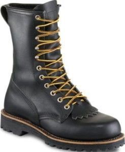 1698 Women's 9-inch Logger-Lineman Boot