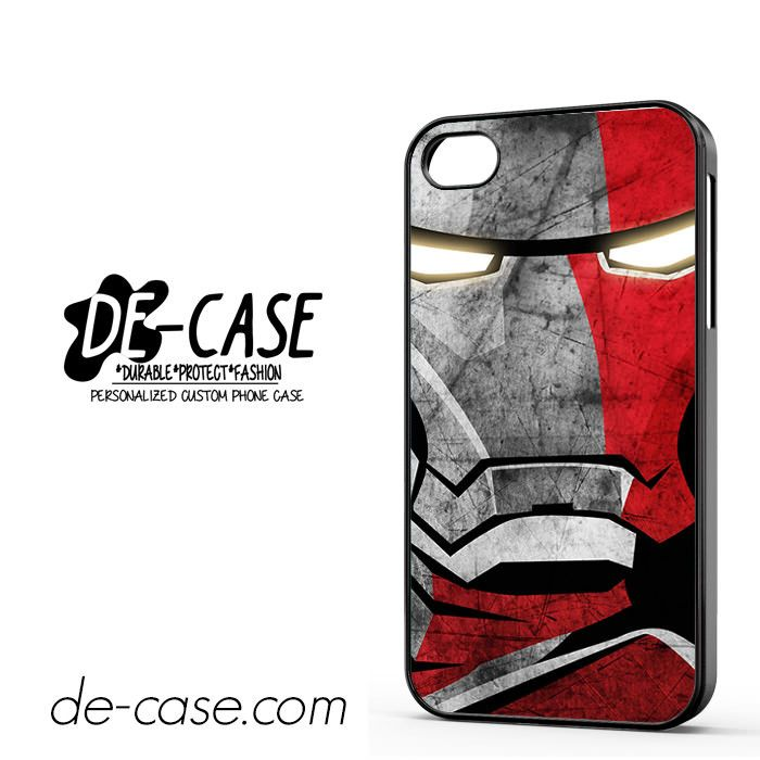 Iron Man Marvel For Iphone 4 Iphone 4S Case Phone Case Gift Present YO