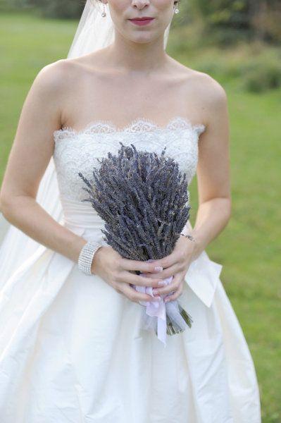 Wedding of the Week: Luscious Lavender