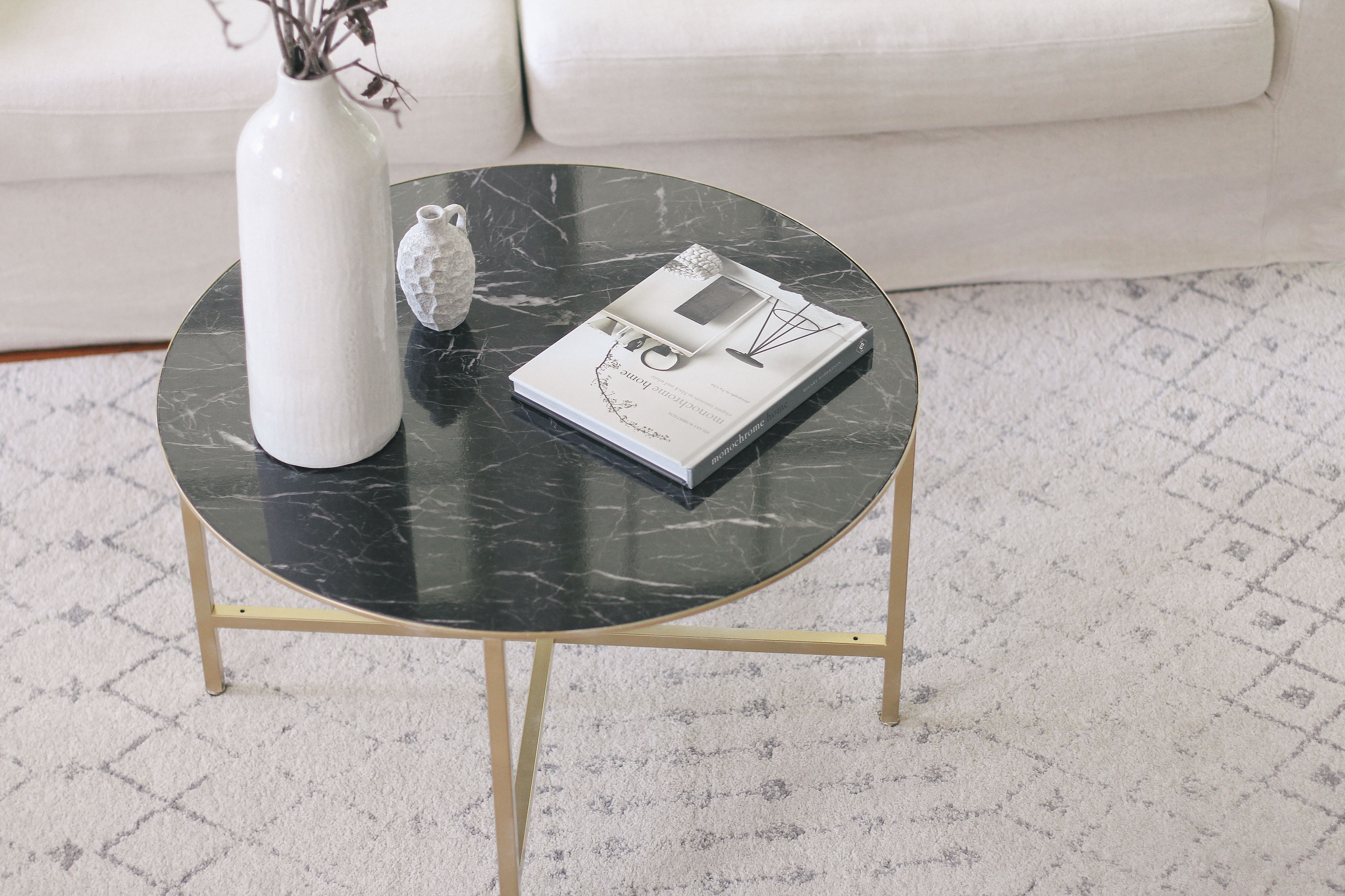 Faux Marble Top Coffee Table Ikea Coffee Table Marble Top Coffee Table Marble Furniture [ 1500 x 1000 Pixel ]