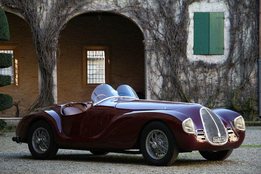 Auto Avio Costruzioni 815 | The first car to be fully designed and ...
