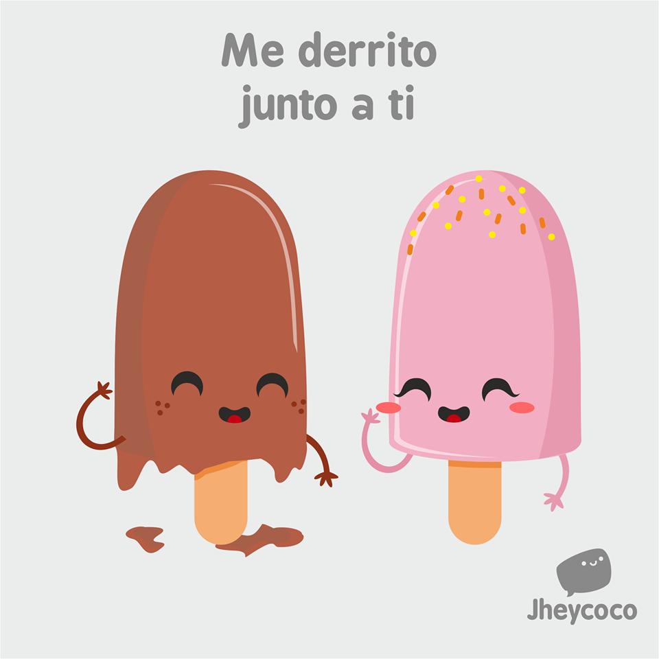 jheycoco me derrito · Memes AmorAmor HumorCursiSonrisaFrases GenialesFrases AmorFrases BonitasCosas DivertidasImágenes Graciosas