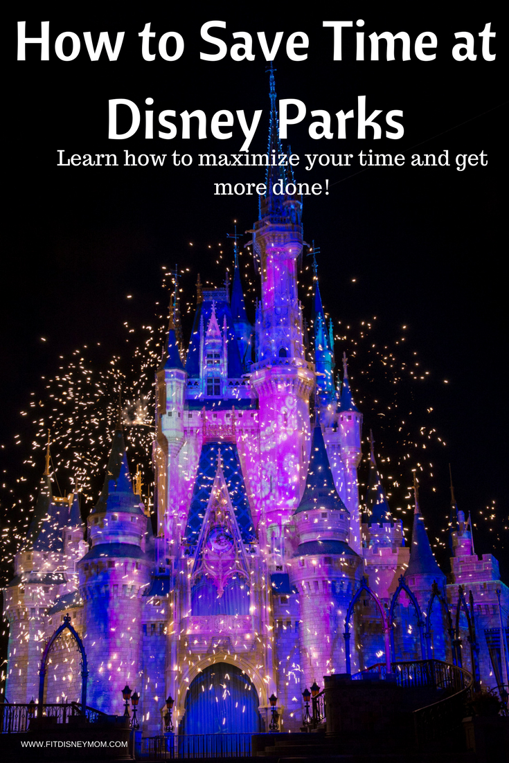 Disney World Planning Tips: How to save time at Walt Disney World Parks. Learn how to maximize your day.