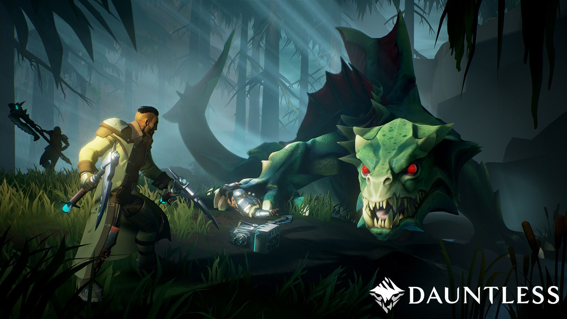 Screenshots | Dauntless | Dauntless in 2019 | Xbox one games