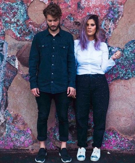 Indie Electronic Duo, New Portals, Announce  Debut EP 'Stereo'