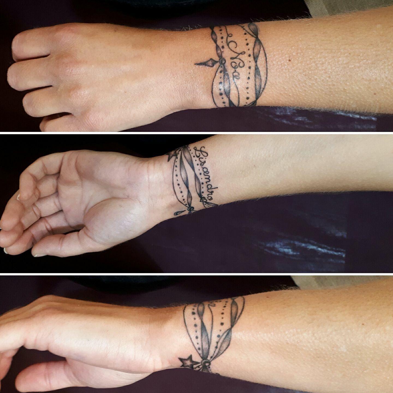 Tatouage Poignet Tatouage Poignet Tatouage Prenom Poignet Tatouage Bracelet Poignet