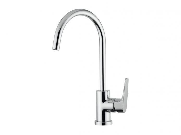 Posh Solus MKII Gooseneck Sink Mixer $209.99 from Reece | Renos ...