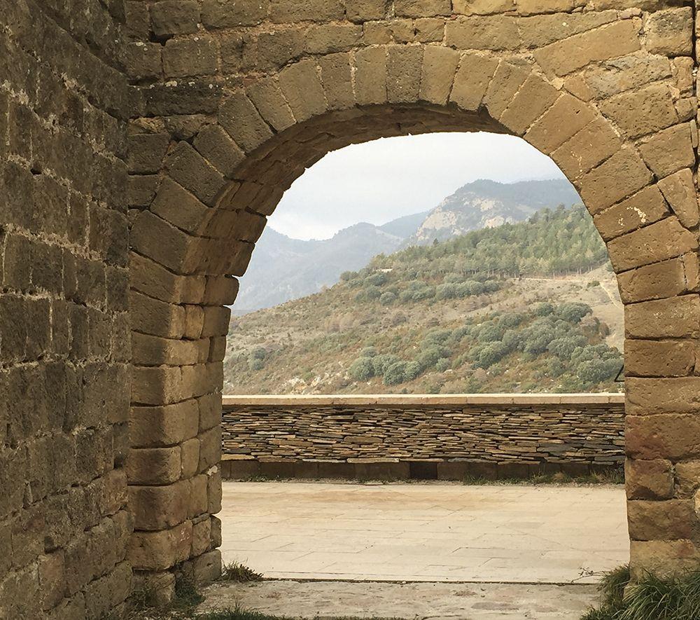 Castillo de Loarre, Huesca.  España