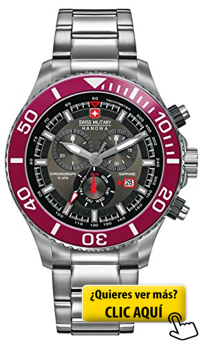 bd3cb3240668 Swiss Military SM34223AEU H03MS - Reloj de cuarzo...  reloj  hombre ...