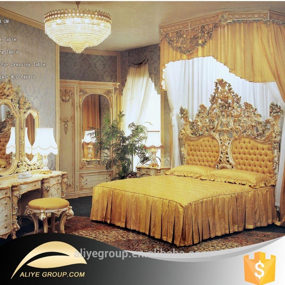 Luxury Bedroom Furniture Antique