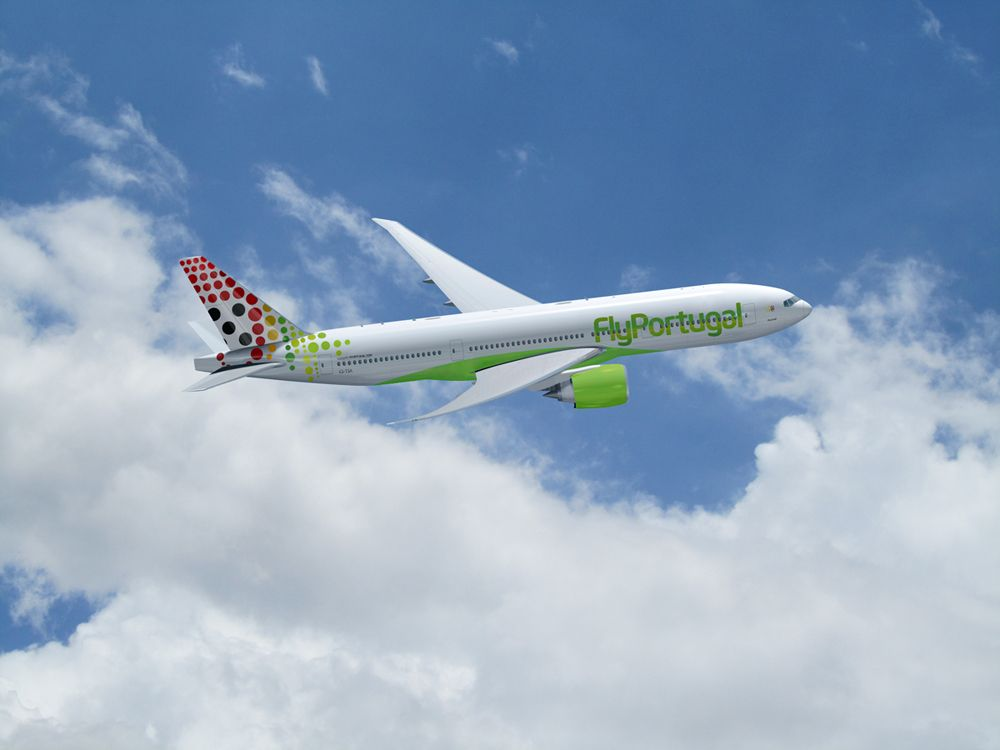 FlyPortugal Boeing 777-200LR