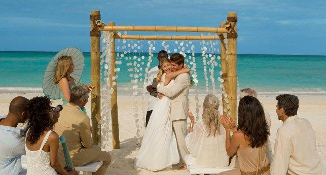 Sandals Grande Antigua Caribbean Destination Weddings In The Luxdestweds